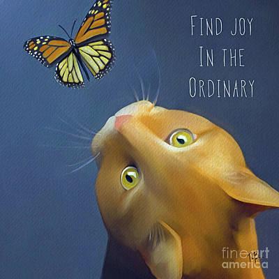 Painting - Find Joy by Tammy Lee Bradley