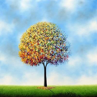 Impressionism Paintings - Finding Daylight by Rachel Bingaman