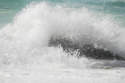 Photograph - Fine Art - Splash by Jenny Potter