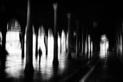 Photograph - Fine Art Street Photography Venice by Frank Andree