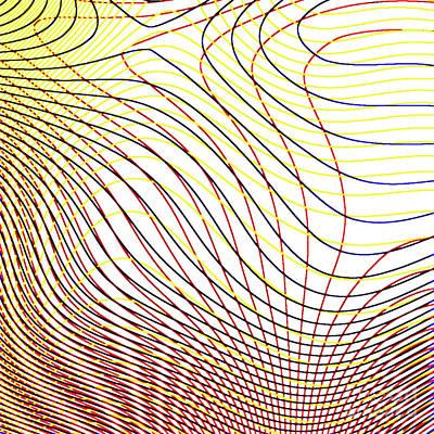 Digital Art - Fingertips by Alex Caminker