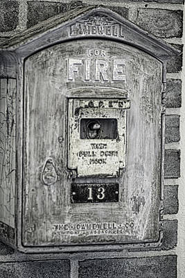 Firebox Art Print