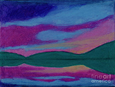 Photograph - First Light Abstract by Thomas R Fletcher