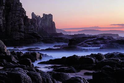 Photograph - First Light by Nicholas Blackwell