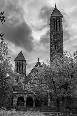 Photograph - First Presbyterian by Guy Whiteley