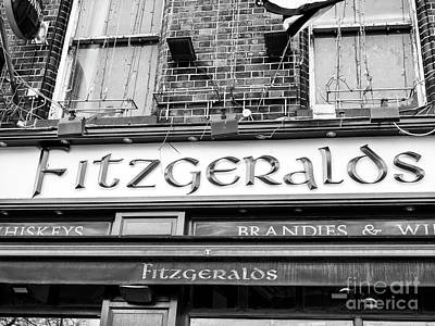 Photograph - Fitzgeralds Dublin by John Rizzuto