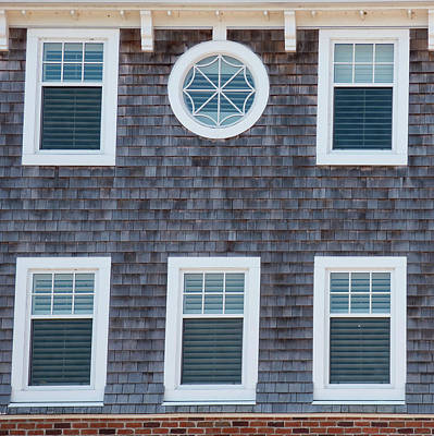 Photograph - Five Windows And A Portal by Leslie Montgomery