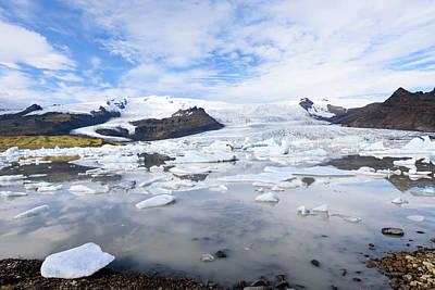Photograph - Fjallsarlon Glacier Lagoon #4 by RicardMN Photography