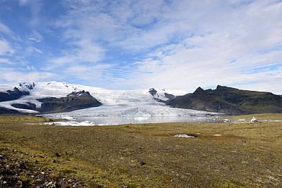 Photograph - Fjallsarlon Glacier Lagoon by RicardMN Photography