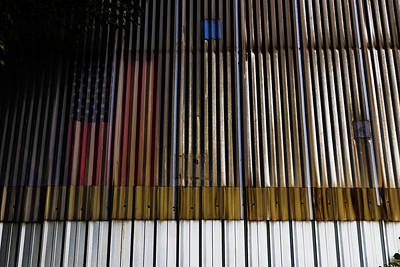 Photograph - Flag by David Hagerman