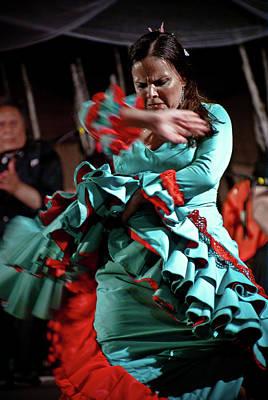 Photograph - Flamenco 41 by Catherine Sobredo