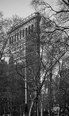 Photograph - Flatiron Building New York 7 by Andrew Fare