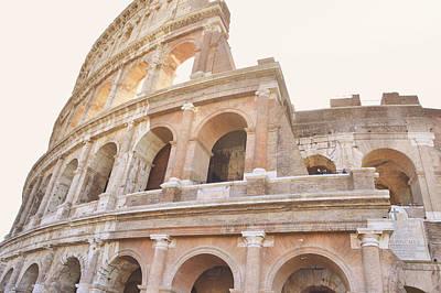 Photograph - Flavian Amphitheatre by JAMART Photography