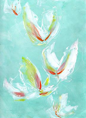 Painting - Flight by Nikol Wikman
