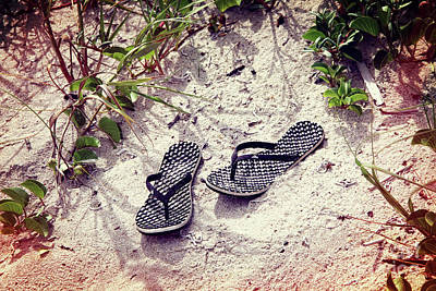 Photograph - Flip-flop Dreams 2 by Jackie Mestrom