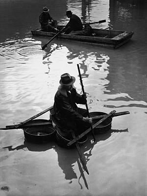 Photograph - Flood Victim by Margaret Bourke-white