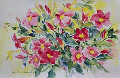 Painting - Floral I by Ingrid Dohm