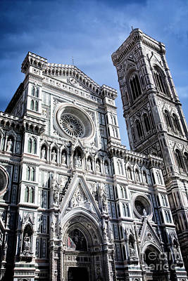 Photograph - Florence Duomo by Scott Kemper