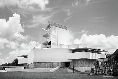 Photograph - Florida Southern College Annie Pfeiffer Chapel by University Icons