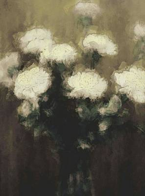Painting - Flowers Of Faith by The Art Of Marilyn Ridoutt-Greene