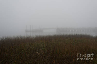 Photograph - Fog - December 31 2018 by Dale Powell