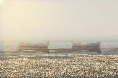 Photograph - Fog On Lake by Okan YILMAZ