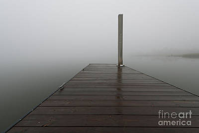 Photograph - Fog Undertones by Dale Powell