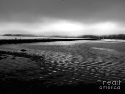 Photograph - Foggy Morning by Marcia Lee Jones