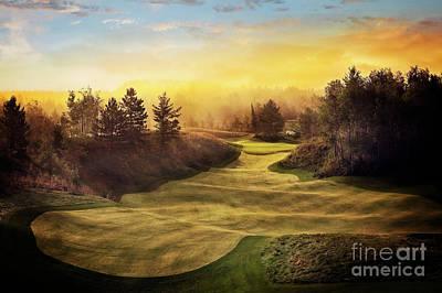 Photograph - Foggy Sunrise by Scott Kemper