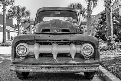 Photograph - Ford F1 by Dale Powell