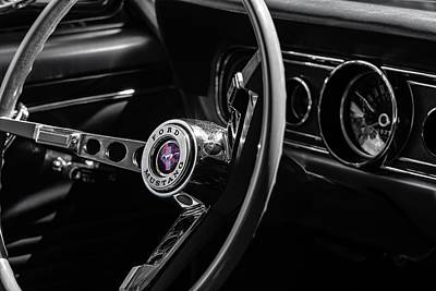 Photograph - Ford Mustang by Joseph Caban