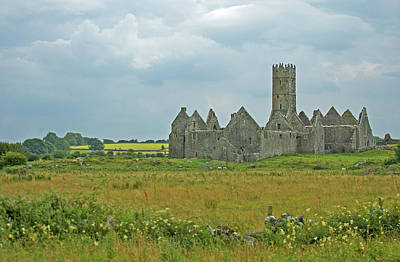 Photograph - Forgotten Castle Ireland by Mark Duehmig