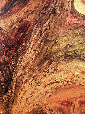 Painting - Formations I by Sean Afford