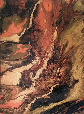 Painting - Formations II by Sean Afford