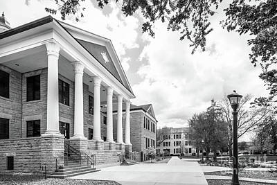 Photograph - Fort Hays State University by University Icons