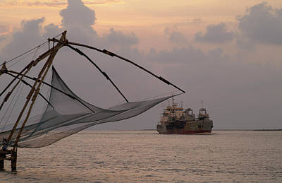Kerala Photograph - Fort Kochi, Kerala, India by Travel Ink