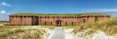 Photograph - Fort Massachusetts  by Susan Rissi Tregoning