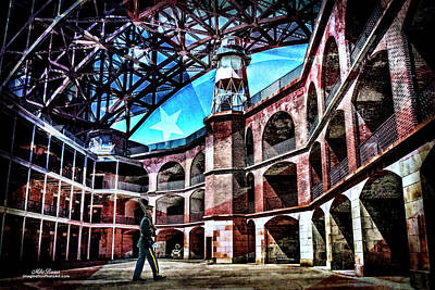 Fort Point Art Print