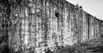 Photograph - Fortification by Steve Stanger