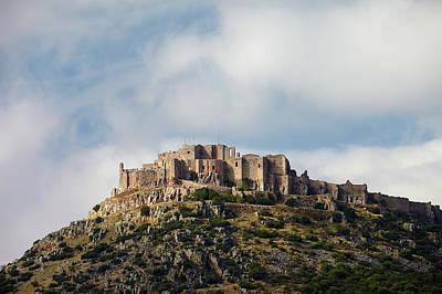 Photograph - Fortress And Monastery Calatrava La by Rudi Sebastian