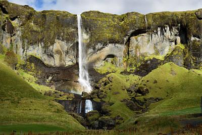 Photograph - Foss A Sidu Waterfall by RicardMN Photography
