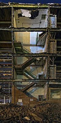 Photograph - Four Stories by Alan Raasch