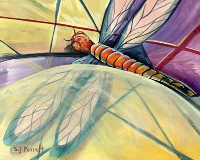 Painting - Fragments Of Healing by Sheri Jo Posselt