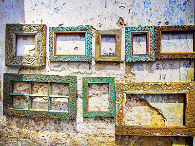 Photograph - Frame Shop by Dominic Piperata