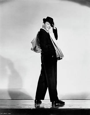 Photograph - Frank Sinatra In Pal Joey by Michael Ochs Archives