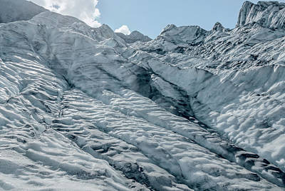 Wall Art - Photograph - Franz Josef Glacier New Zealand by Joan Carroll