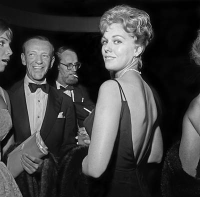 Photograph - Fred Astaire At The Emmys by Michael Ochs Archives