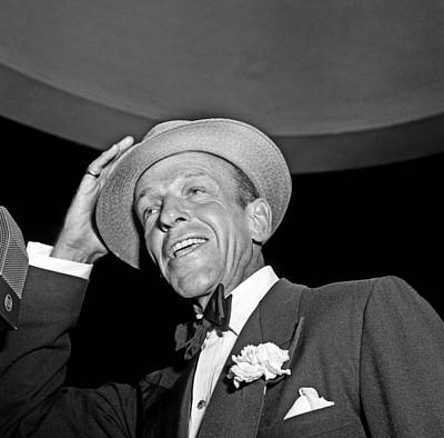Photograph - Fred Astaire On The Town by Michael Ochs Archives