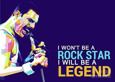 Freddie Mercury Queen Original