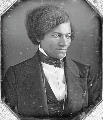 Photograph - Frederick Douglass by Fotosearch